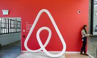 """Vilnius pasirašė sutartį su """"Airbnb"""" dėl turisto mokesčio surinkimo"""