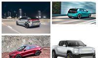 2020-ieji – mažos taršos automobilių metai