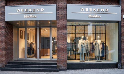 """Prie Rotušės atidarytanauja """"Max Mara Weekend"""" parduotuvė"""