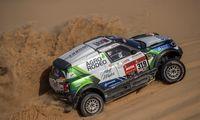 Priešpaskutiniame Dakaro etape lietuviai išlaikė stabilumą
