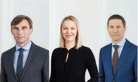 """Advokatų kontoroje """"Cobalt"""" – vadovų komandos pokyčiai"""