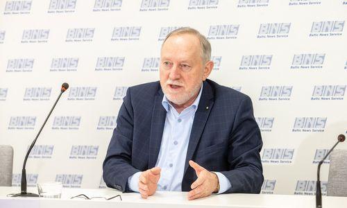 G. Pangonis: Kuršių marių fondui skirsime mažiausiai 0,5 mln. Eur