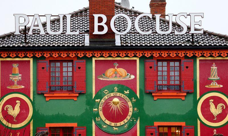"""Paul Bocuse sukurtas restoranas """"L'auberge du Pont de Collonges"""". Emmanuel Foudrot (""""Reuters"""" / """"Scanpix"""") nuotr."""