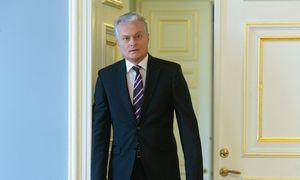 Prezidentas žada vetuoti Turto civilinio konfiskavimo įstatymą