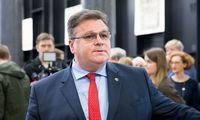 L. Linkevičius: panika dėl Astravo gali pakenktiivesticijoms