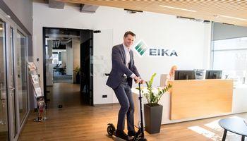 """Po gerų pernykščių metų""""Eika"""" šiemet suplanavo 45 mln. Eur investicijas"""