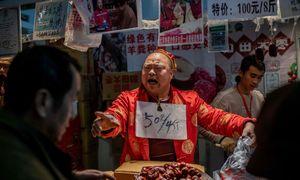 Sulėtėjusios Kinijos ekonomikos atsigavimo ženklai
