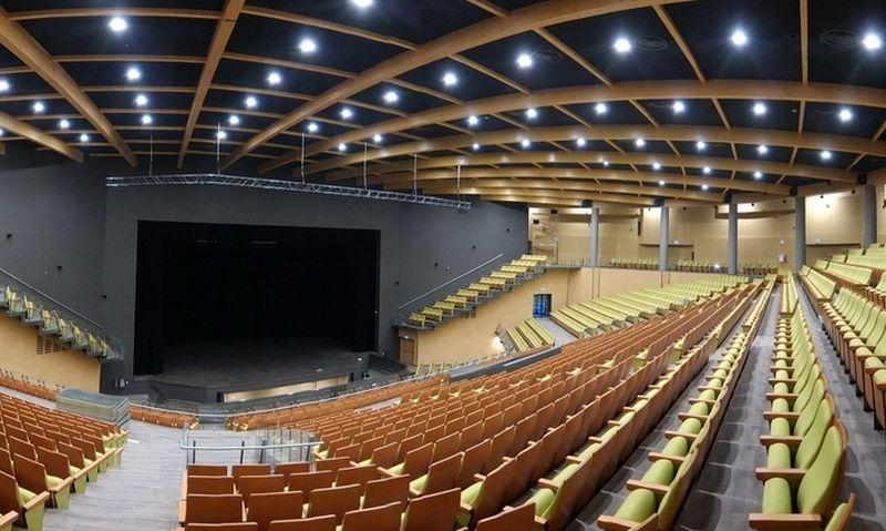 Palangos koncertų salė. Algimanto Kalvaičio nuotr.