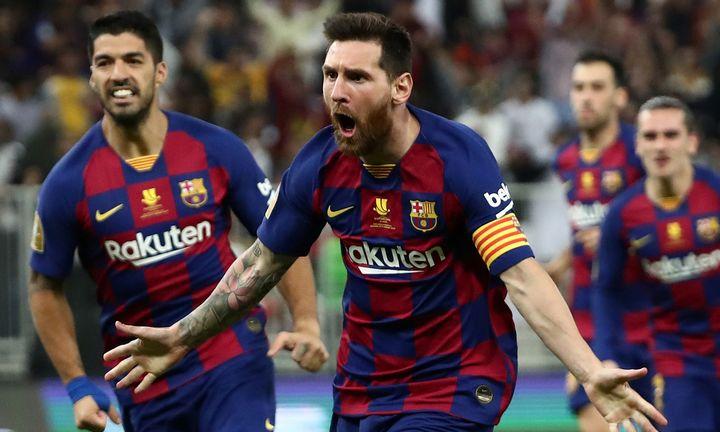 """""""Futbolo pinigų lygą"""" pernai laimėjo """"Barcelona"""""""