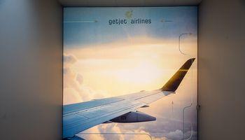 Dėl techninių kliūčių į Vilnių grįžoį Egiptą skridęs lėktuvas