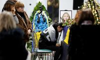 """Numušto Ukrainos lėktuvo """"juodosios dėžės"""" tiriamos Irane"""