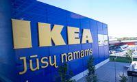 IKEA valdytoja dividendams skirs 7 mln. Eur