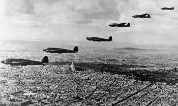 Iliustruotoji istorija: vokiečių Liuftvafės pradžia – SSRS bazėse