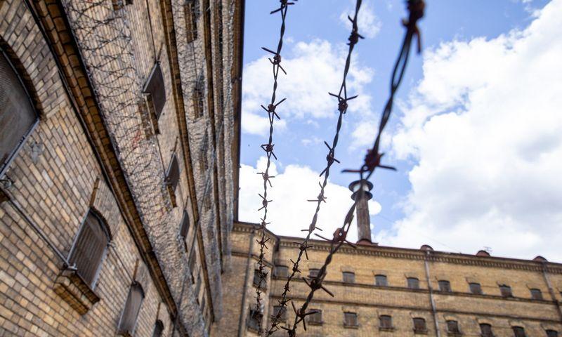 Lukiškių kalėjimas. Juditos Grigelytės (VŽ) nuotr.