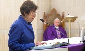 Vatikano vadovybėje – pirmoji moteris