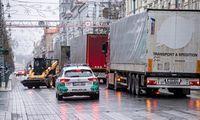Analitikas: į užsienį iškeliamo verslo apmokestinimas vežėjų nesustabdys