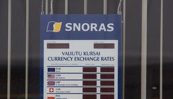 """""""Snoras"""" Šveicarijoje iš """"Julius Baer"""" siekia prisiteisti 335 mln. Eur"""