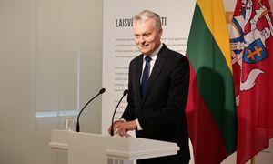 Prezidentas dalyvaus Davoso ekonomikos forume