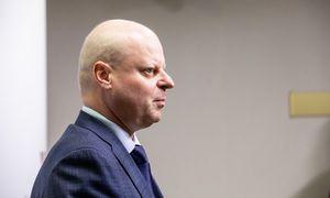 Premjeras pirmadienį gali teikti kandidatą į ekonomikos ministrus L. Savicką