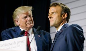 Prancūzija ir JAV sutarė pratęsti derybas dėl skaitmeninio mokesčio iki metų pabaigos