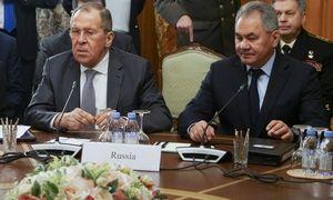 V. Putinas naujoje Rusijos vyriausybėje paliko pagrindinius ankstesnius ministrus