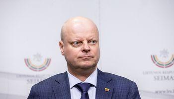 S. Skvernelis: Lietuva pasirengusi didinti Baltarusijos tranzitą per Klaipėdą