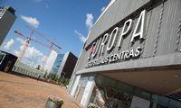 """Prokurorai atlieka tyrimą dėl nesaugios komercinio komplekso """"Europa"""" aikštelės"""
