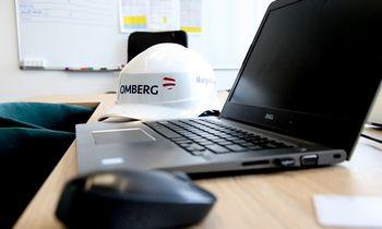 """""""Omberg"""" būstų pardavimus didino 74%"""