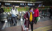 Kinijoje plintantis virusas nerimą pasėjo ir finansų rinkose