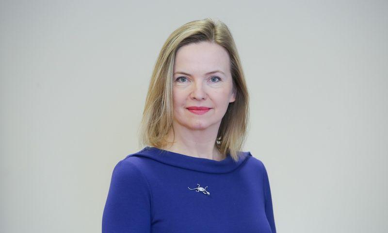 Vilma Vildžiūnaitė, Mokestinių ginčų komisijos narė, Mykolo Romerio universiteto lektorė. Vladimiro Ivanovo (VŽ) nuotr.