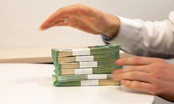 ES verslui bankai skolina noriau, o Baltijos šalys alksta finansavimo