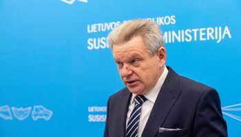 VTEK: pavaldžių įstaigų sąskaita pietavęs J. Narkevičius pažeidė įstatymą