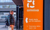 """""""Omniva"""" prie paštomatų tinklo jungia Neringą, konkurentai anapus marių neskuba"""