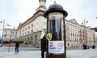 Šiaulių banko inovacijai – apdovanojimas už lauko reklamos sprendimą