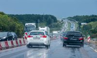 Kelyje Vilnius–Klaipėda, ties Kaunu, pradedama naujo tilto statyba
