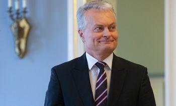 """G. Nausėda į Lietuvą kviečia """"Pekao"""" banką"""