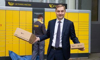 Lietuvos paštas pasirašė naują reklamos paslaugų sutartį