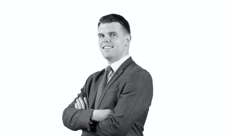 """Vytautas Vičius, """"Lewben"""" teisės paslaugų vadovas."""
