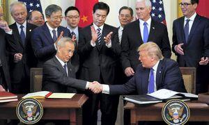 Lietuviai gaudo JAV ir Kinijos prekybos karo paliaubų naudą