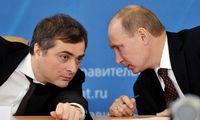 V. Putino padėjėjas V. Surkovas paliko valstybės tarnybą