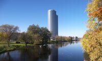 """Po 13 metų užbaigtas """"Z-Towers"""" projektasRygoje"""