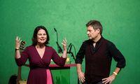 Vokietijos Žaliųjų partija surėmė pečius su verslo lyderiais
