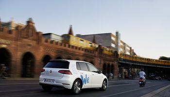 """Volkswagen"" dalijimosi platforma šiemet pasiūlys 8.400 elektromobilių"