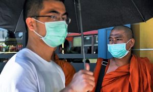 Prancūzijos kelionių agentūros stabdo keliones į Kiniją
