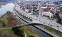 """Užsakymą statyti pėsčiųjų tiltą Kaune gavo """"Autokausta"""""""