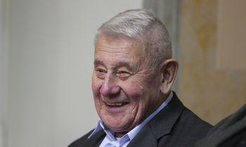 Mirė istorikas E. Gudavičius