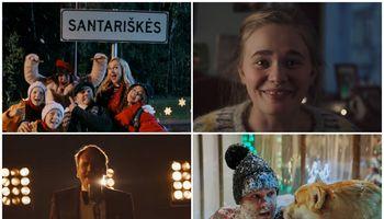 """Dėmesys – """"Tele2"""" kalėdinei """"bombai"""", simpatijos – """"Telios"""" merginai"""