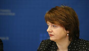 Finansų viceministrė M. Tuskienė: Lietuvos nerimas – perdėm didelis europietiškų pinigų kapšo suliesėjimas