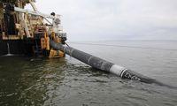 """Rusija """"Nord Stream 2"""" baigs pati"""