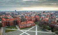 Aukcionui neįvykusmažinamaKlaipėdos universiteto pastatų kaina